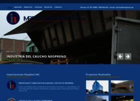 neopreneperu.com