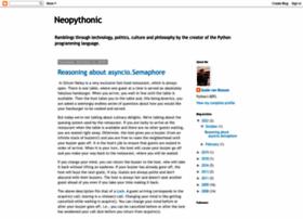 neopythonic.blogspot.co.uk