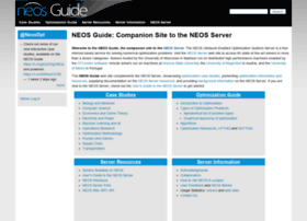 neos-guide.org