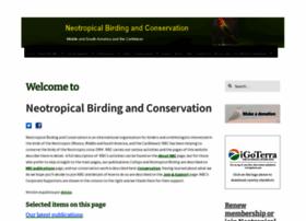 neotropicalbirdclub.org