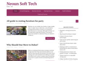 neounsofttech.com