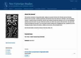 neovictorianstudies.com