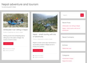 Nepal-adventure.com