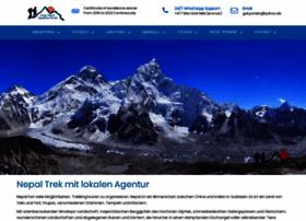 nepal-trekking-tours.com