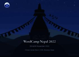 nepal.wordcamp.org
