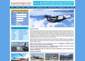 Nepalairflight.com