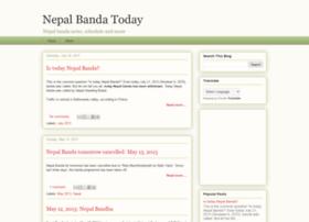 nepalbandatoday.blogspot.com