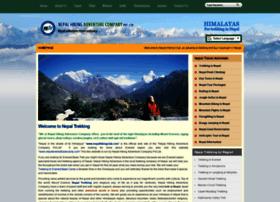 nepalhikingclub.com