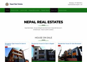 nepalrealestates.com
