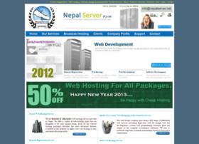 nepalserver.net