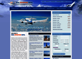 nepalticketing.com