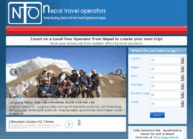 nepaltraveloperators.com