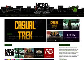 nerdandtie.com