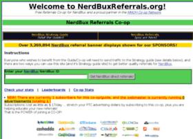 nerdbuxreferrals.org