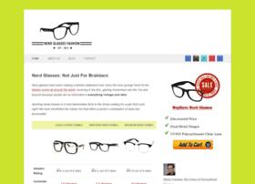 nerdglassesfashion.com