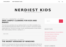nerdiest-kids.com