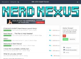 nerdnexus.com