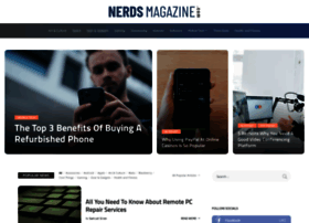 nerdsmagazine.com