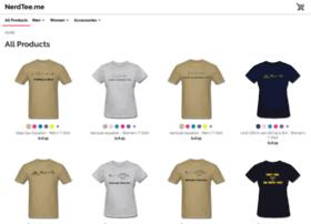 nerdtee.spreadshirt.com