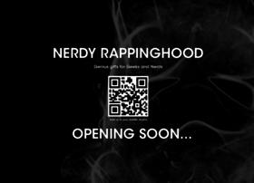 nerdyrappinghood.com