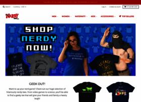 nerdyshirts.com