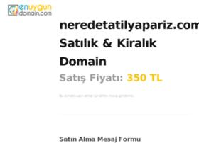 neredetatilyapariz.com