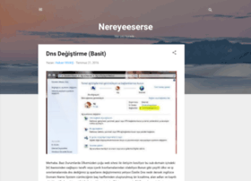 nereyeeserse.blogspot.com