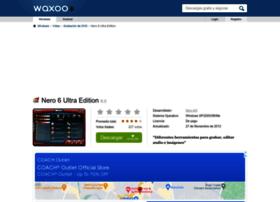 nero-6-ultra-edition.waxoo.com