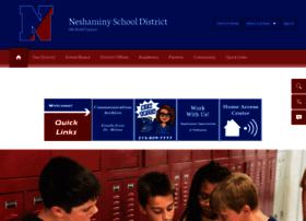 neshaminy.schoolwires.com