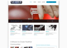 nesher.com