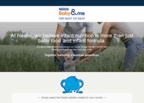nestlebaby.com