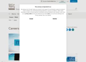 nestlecareers-me.com