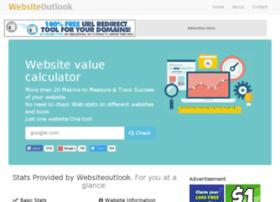 net.websiteoutlook.com