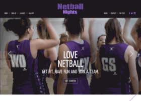 netballnights.co.uk