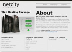 netcityhosting.com