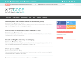 netcode.in