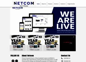 netcomwebsite.com