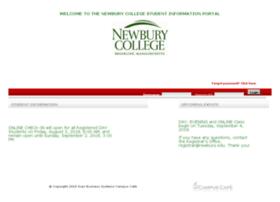 nethawk.newbury.edu