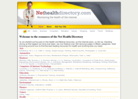 nethealthdirectory.com