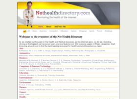 nethealthdirectory.com