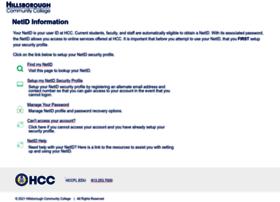 netid.hccfl.edu