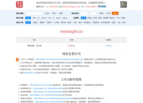 netinsight.cn