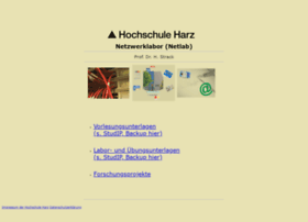 netlab.hs-harz.de