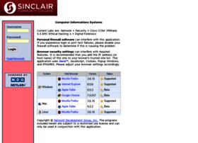 netlab.sinclair.edu