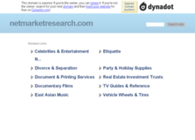netmarketresearch.com
