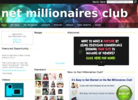 netmillionairesclub.ning.com