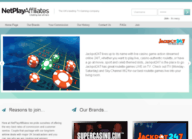 netplayaffiliates.com
