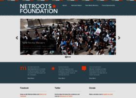 netrootsfoundation.org