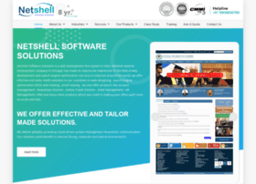 netshellsoftwaresolutions.com
