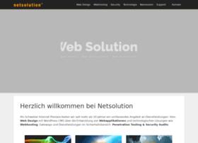 netsolution.ch